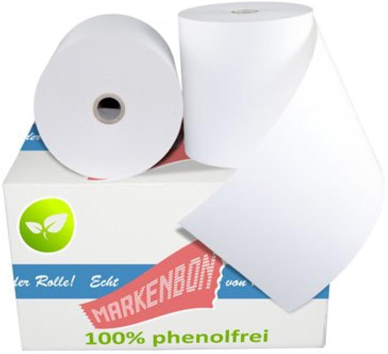 30 phenolfreie ThermGoldllen für Olivetti PR 4 DT [80m] - markenbon B07NPS6WY8 | Marke