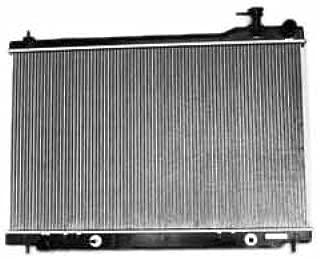 TYC 2683 Infiniti FX35 1-Row Plastic Aluminum Replacement Radiator