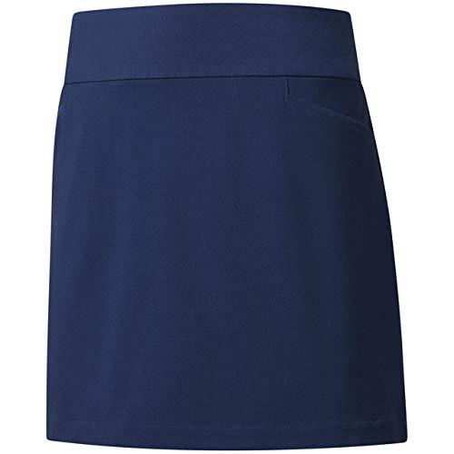 adidas Ultimate Adistar Skort Falda, Azul (Azul Dq0503), Large (Tamaño del Fabricante:L) para Mujer