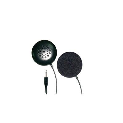 Electrovision Twin Pillow Speaker Terminated In 3.5Mm Stereo Jack Plug by Electrovision