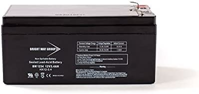 Bright Way We OFFer at cheap prices Replacement Battery for Telemetry 90479 2021 spring and summer new Spac Receiver