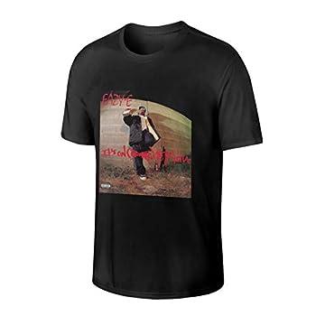 Eazy E It s On  Dr Dre  187umKilla Men Perfect Short Sleeve T Shirt Black XL