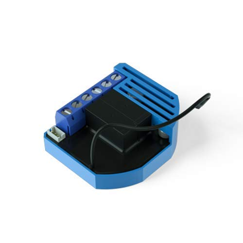 QUBINO Flush ZMNHBD3 Z-Wave 2 relays - the smallest double relay switch