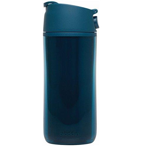 Aladdin 30352 Flip und Sip Thermobecher 0,35 L, marine