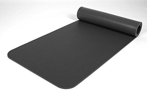 Trainingsmatte Free Flex - Matte für Gymnastik, Pilates und Yoga, 140 x 60 x 1 cm, Made in Germany