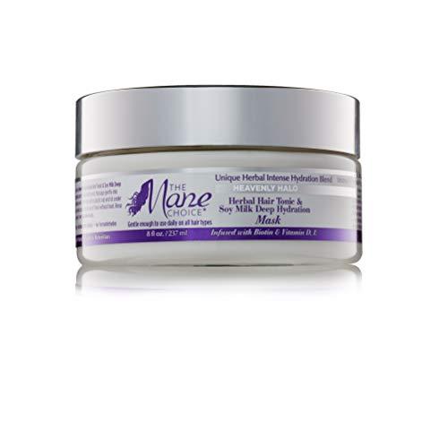 THE MANE CHOICE Heavenly Halo Herbal Hair Tonic & Soy Milk Deep...