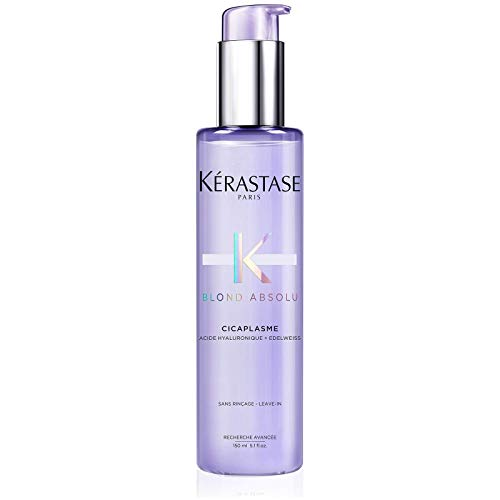 Kerastase Blond Cicaplasme - Suero Leave-In para Cabello Rubio, 150 ml