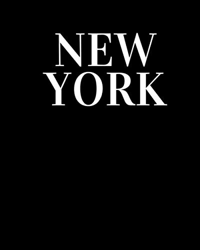NEW YORK: A decorative book For Bookshelves, Interior designe styling, Home decoration, Coffee tables, Make your stylish world