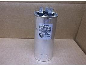 HARTLAND CONTROLS HCKS600D050R370Z 60+5 MFD X 370 VAC ROUND DUAL RUN CAPACITOR