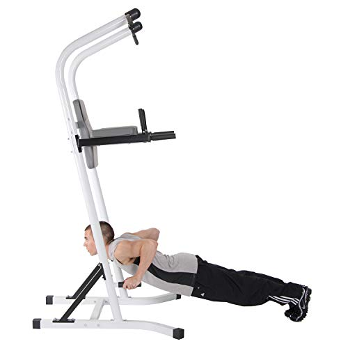 Product Image 3: Body Champ Fitness Multi Function Power Tower/Multi Station for Home Office Gym Dip Stands Pull Up VKR/Space Saving PT600