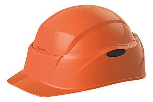 タニザワ 携帯防災用ヘルメット Crubo(クルボ) (オレンジ)