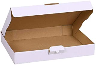 400x Maxibriefkartons Versandkartons Faltschachtel Faltkarton Maxibrief Karton 160 x 110 x 50 Wei/ß MB-1