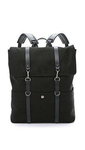 Mismo Men's MS Backpack, Black/Black, One Size
