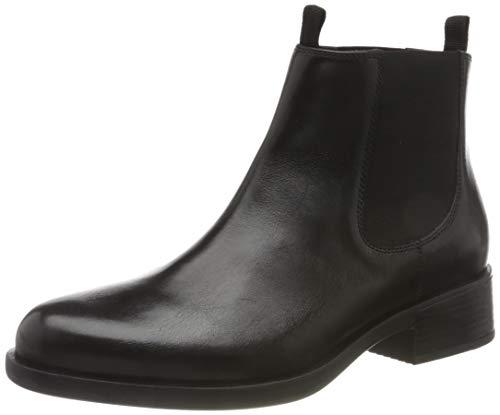 GEOX D RESIA A BLACK Women's Boots Chelsea size 40(EU)