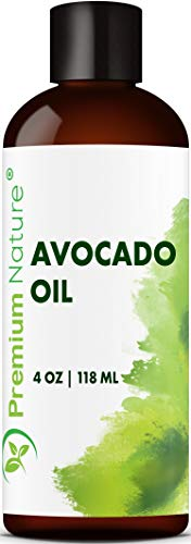 Avocado Oil,Natural Carrier Oil 4 oz,...