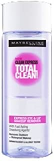 Maybelline Clean Express Total Clean Make Up Remover, 70ml