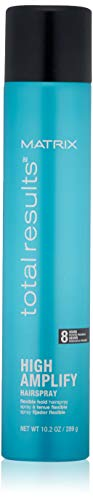 MATRIX Total Results High Amplify Flexible Hold Hairspray, 10.2 oz