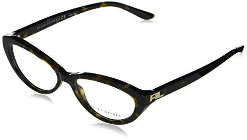 Ralph Lauren Marcos de gafas de prescripción ovalados Rl6193 para mujer