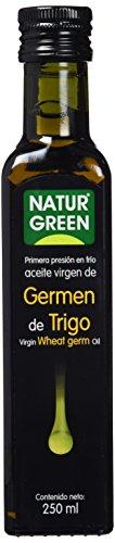 NaturGreen Aceite Germen Trigo, 250 Mililitro
