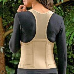 Cincher Womens Posture Back Brace Support Belt -...