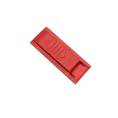 Abilieauty Interruptor de repuesto RCM Tool plantilla de plástico