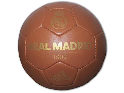 adidas Retro Real Madrid Football - Größe 5