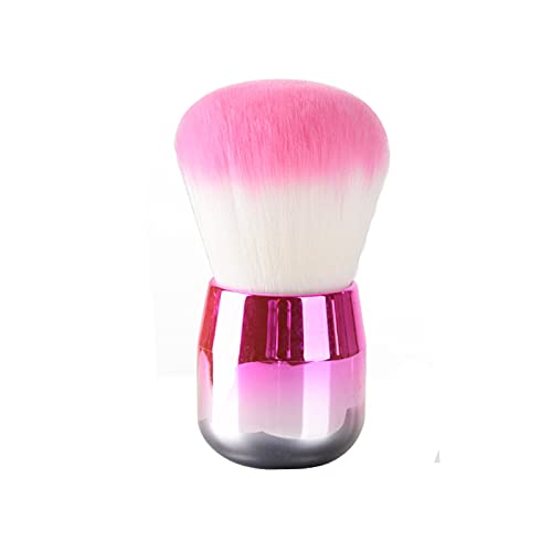 Shading Pinceau de maquillage pour fard à joues - Tête de champignon - Grand pinceau simple