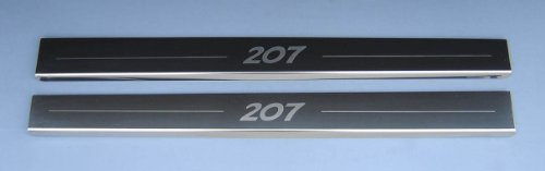 207 2 deur dorpel beschermer schop platen
