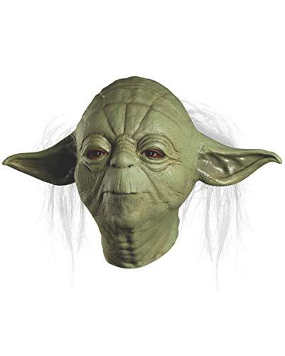 Yoda masque en latex