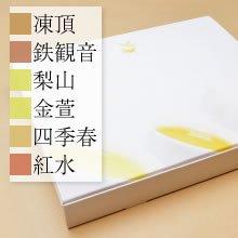 天香茶行 お試し台湾烏龍茶ギフトセット6種 20g×6種 【 お茶 茶葉 】