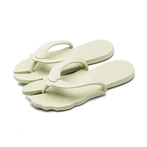 YXCKG Sandalias Flip Flop, Zapatillas para Mujer Hombre, Chanclas De Hombre para La Playa, Zapatos De Verano, Zapatillas Ligeras Antideslizantes, Ideal para La Playa O Casual Wear