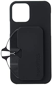 ThinOptics iPhone 12/12 pro Slimline Reading Glasses Black 1.5x + 1.5