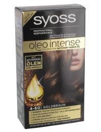 OLEO INTENSE Coloration 4-60 goldbraun 115 ml