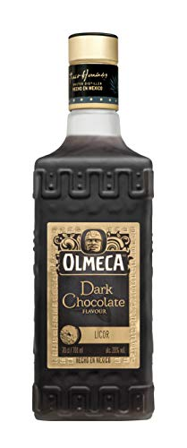 Olmeca Fusión Sabor Chocolate Oscuro Licor - 700 ml