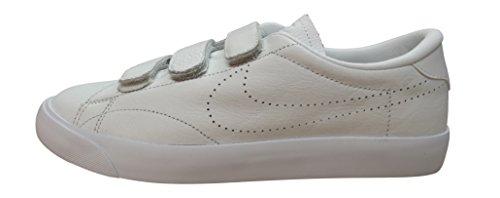 Nike Tennis Classic AC V, Zapatillas de Deporte Hombre, Blanco (Blanco (SMMT Wht/SMMT Wht-WLF Gry-Whit), 45