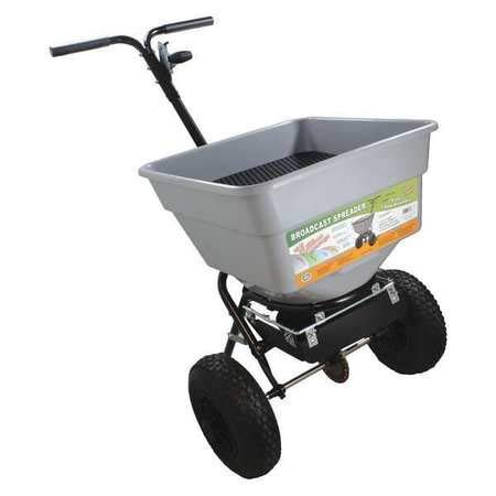 Great Features Of Spreader, 100 lb, Walk-Behind