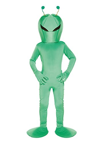 FANCY DRESS CHILD ALIEN SMALL 4-6 YRS by Henbrandt