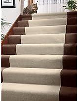 "LAMINET Non-Slip Carpet & Floor Protector - Beige - 20'L x 30"" W"