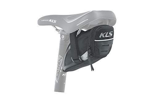KLS Challenger Strap - Bolsa para sillín de bicicleta (tamaño L)
