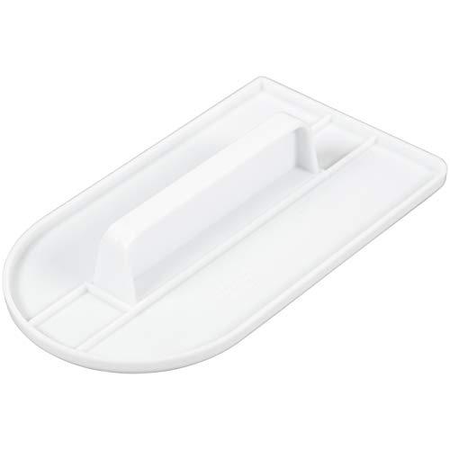 Wilton 0260274 RF SMTHR Facile GLID 1 PIÈCE, Plastique, Blanc