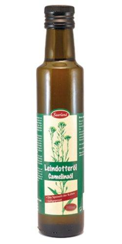 Bliesgau-Ölmühle - Saarländisches Leindotteröl - 500 ml