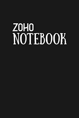 Zoohoo Notebook | Zoohoo Journal | Zoohoo Diary |: Notebook size 6 X 9 inches | 100 Pages Notebook