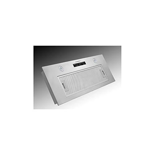 Groupe filtrant Rosieres RHG580/1IN - Hotte aspirante Intégrable - largeur 52 cm - Débit d'air maximum (en m3/h) : 606 - Niveau sonore Décibel mini. / maxi. (en dBA) : 60 / 69