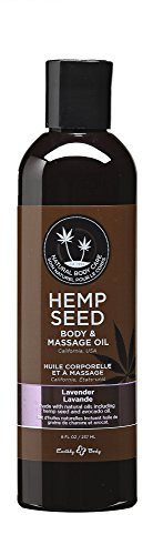 Hemp Seed Massage & Body Lavender