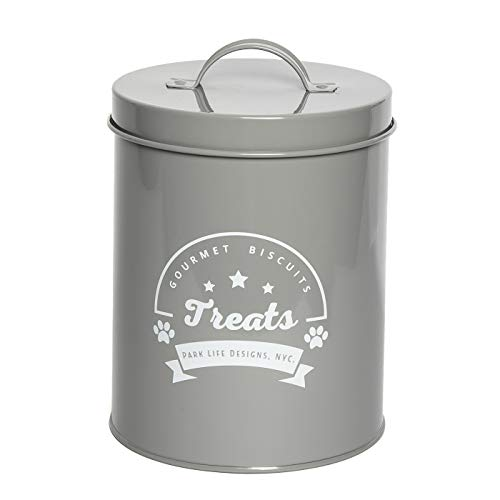 Check Out This Park Life Designs Gourmet Biscuits Small Treat Tin, Stylish Enamel-coated Carbon Stee...