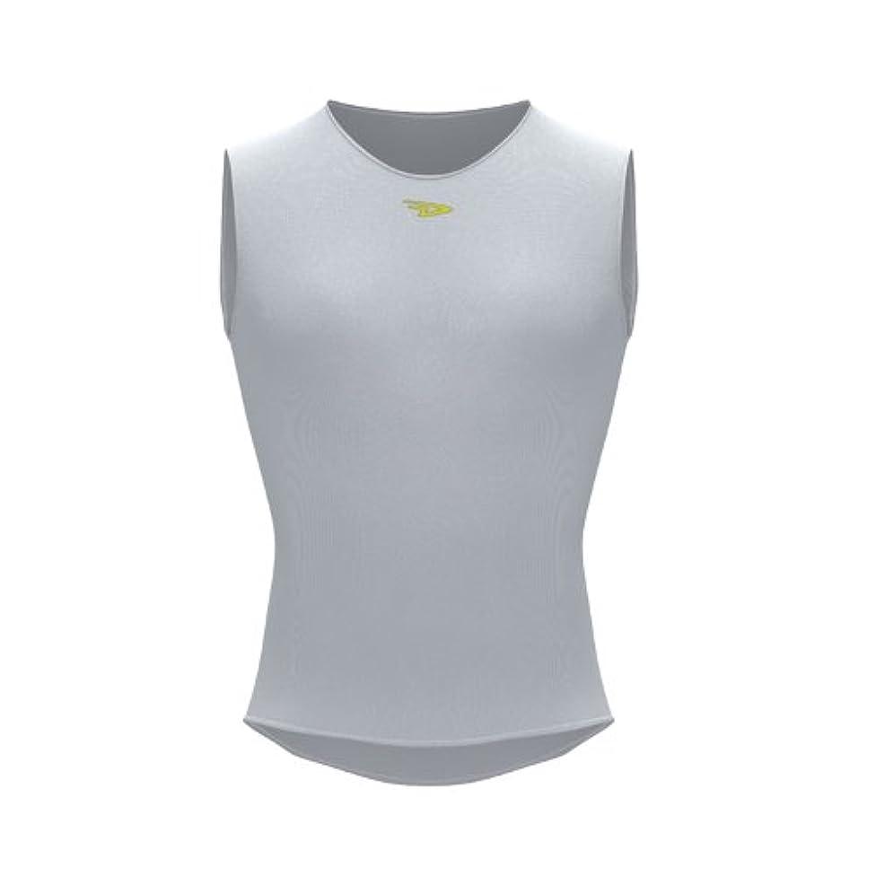 DEFEET Und Shurt Sleeveless Shirt, Small, White q16543393576542
