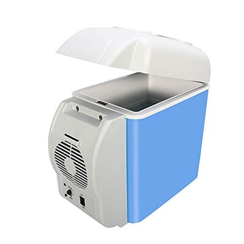 Car Cooler Warmer 7.5L Portable Heating Cooling Box DC12V Car Refrigerator Truck Freezer For Travel RV Boat