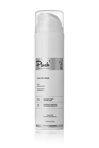 Luxury BIO Cosmetics - Cabello - Aceite de higo, Aceite de ricino, Extracto de algas marinas - limpieza, desintoxicación - tipos de cabello: fino, seco (200 ml)
