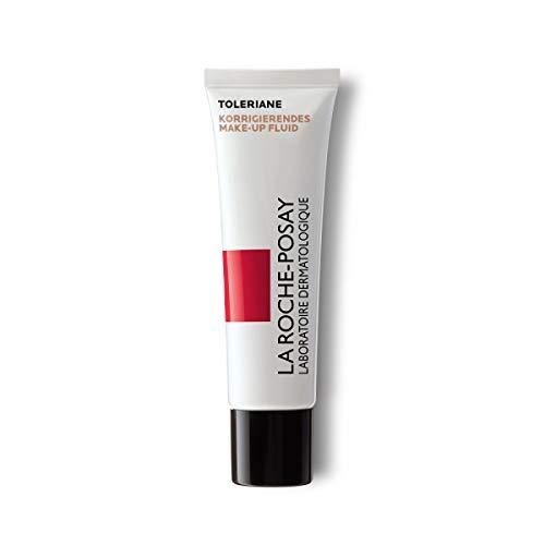 LA ROCHE-POSAY Toleriane Make-up-Fluid Doré Nr. 15 - Für empfindliche Haut - Korrigierendes Make-up mit LSF 25 - 30 ml