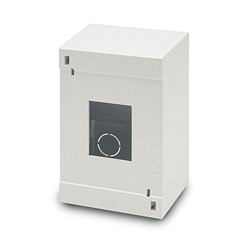 Famatel 3454 M112748-Caja ICP Superficie 4 Elementos ip40, 130x87x63 mm